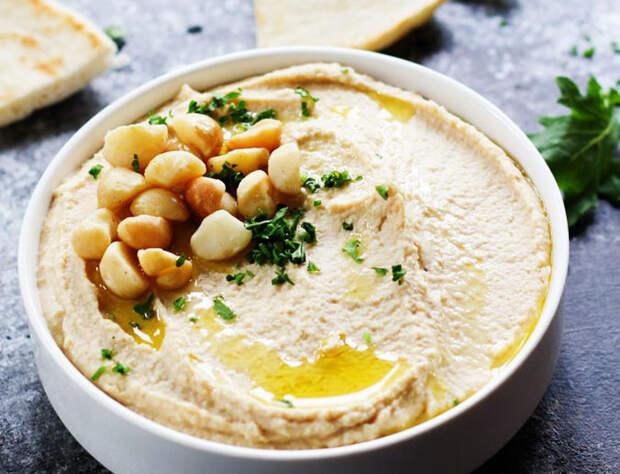 Польза хумуса: правда и вымысел