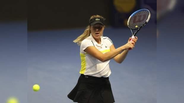Теннисистка Павлюченкова не любит Нью-Йорк из-за бомжей и неприятного запаха