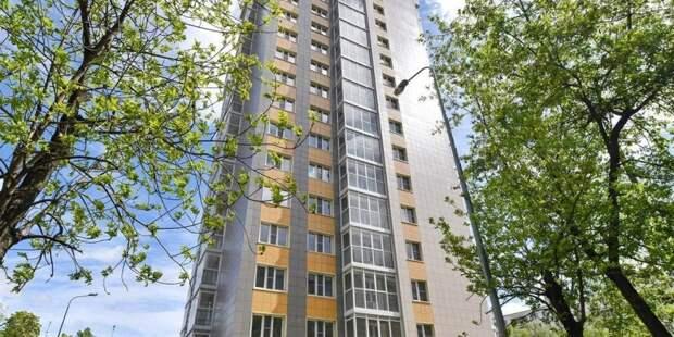 Собянин пообщался с новоселами программы реновации в Лосиноостровском. Фото: mos.ru