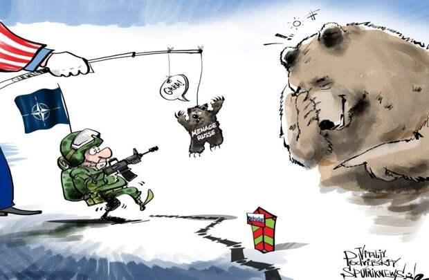 Завидуют: Европа тщетно придумывает России новые проблемы