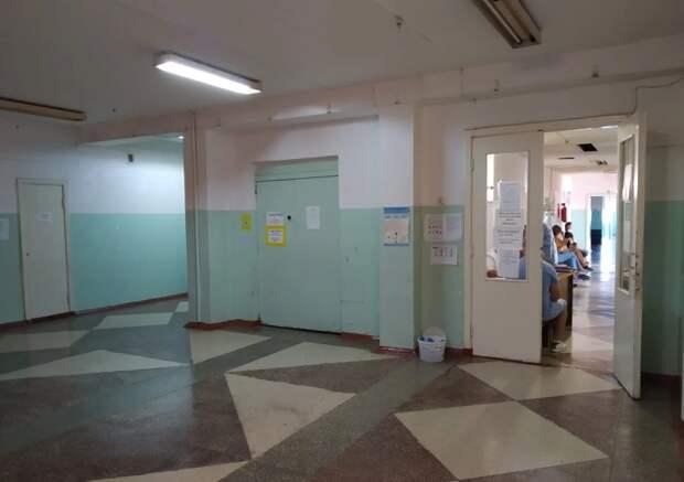 Почему в Керчи из больницы выселяют ЛОР отделение