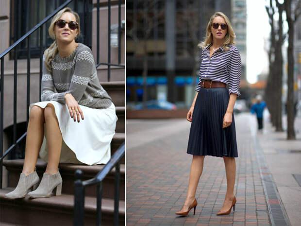 Три модели колготок, которые носят самые стильные женщины в возрасте