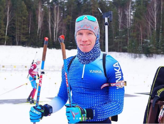 Девятикратный чемпион России по биатлону из Удмуртии завершил спортивную карьеру