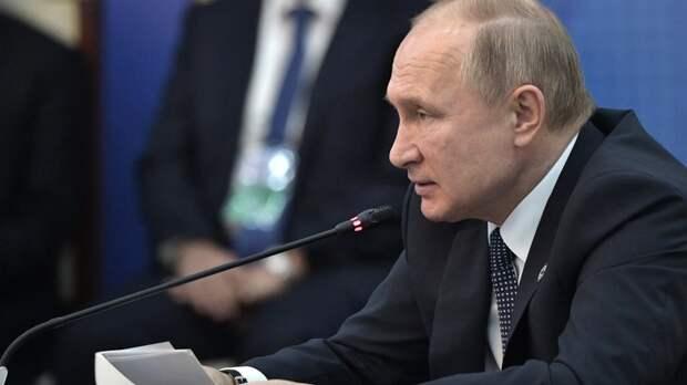 Эрнсту и Добродееву икалось? Неспроста: Зрителей ТВ насторожил ледяной тон Путина