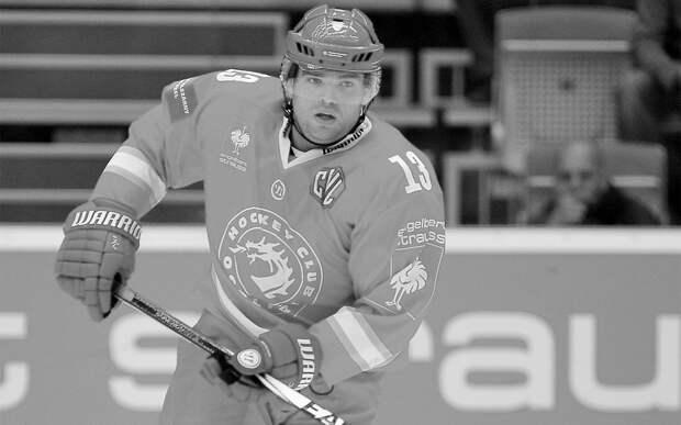 Скончался 32-летний экс-хоккеист сборной Чехии и клубов КХЛ Трончинский