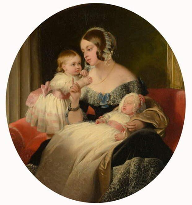 Что королева Виктория запрещала своим детям