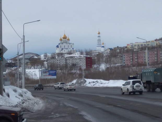 Столица Камчатки