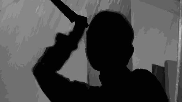 Мужчина с ножом напал на сотрудницу полиции Франции и сбежал