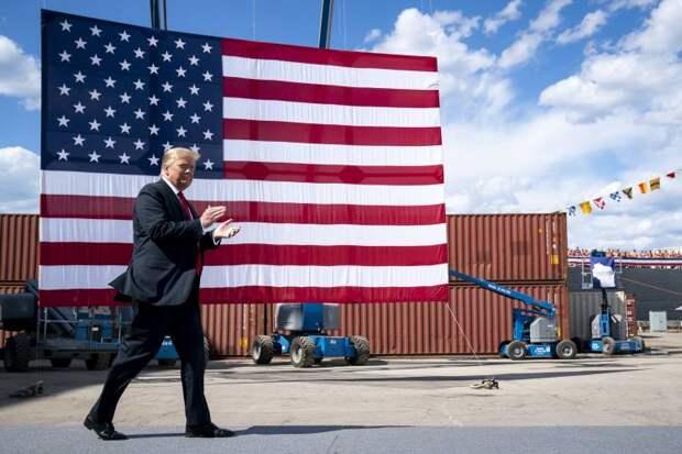 Грозит ли США гражданская война из-за Трампа