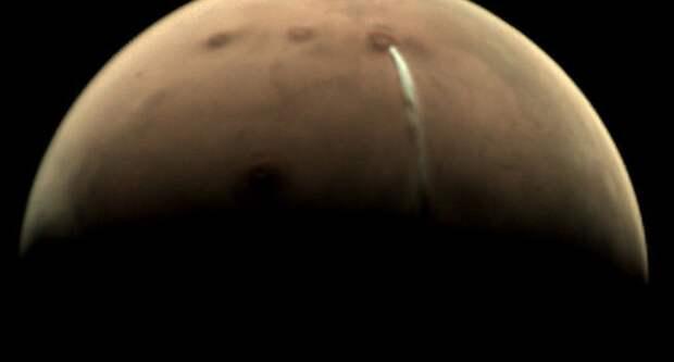 Колонизировать Марс помогут купола из аэрогеля