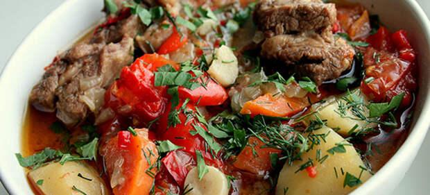 Хашлама из говядины — вкусные рецепты аппетитного и насыщенного кавказского блюда