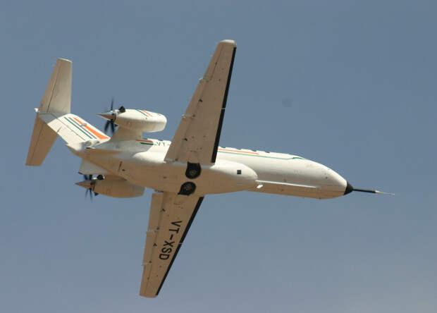 Индийцы возобновили разработку собственного легкого пассажирского самолета