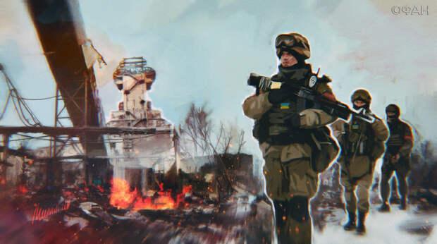 Россия может создать свой «Нюрнберг» для спасения Донбасса от украинского «плана Ост»