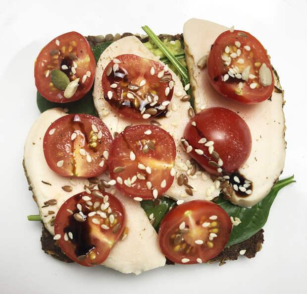 """Чем """"цельнозерновой"""" отличается от """"рафинированного"""" + примеры здоровых бутербродов"""