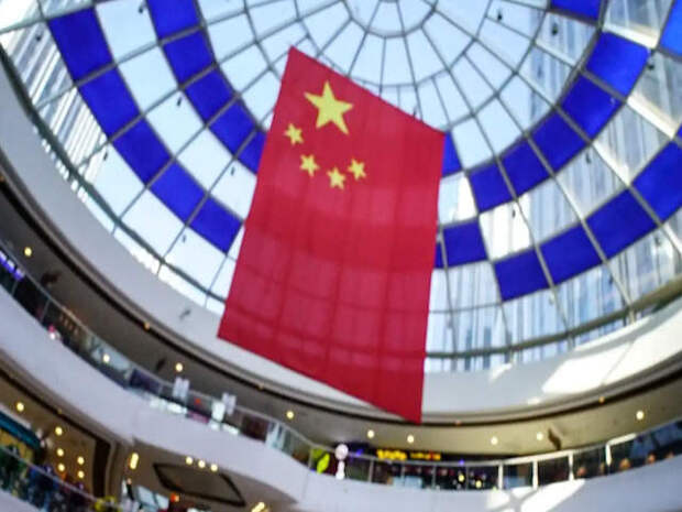 Китайская ударная гиря против американских санкций