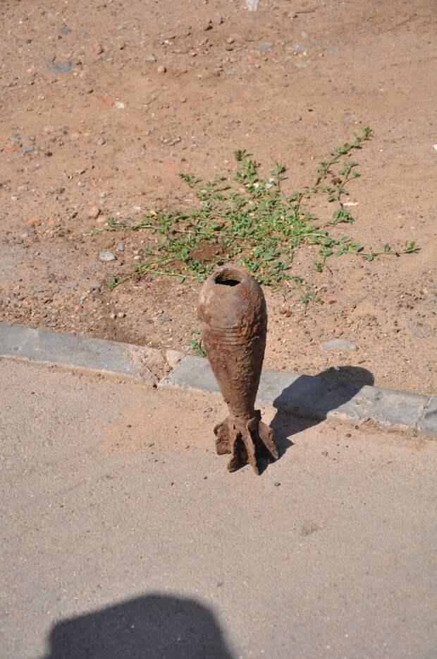 В Воткинске рядом со школой нашли минометный снаряд