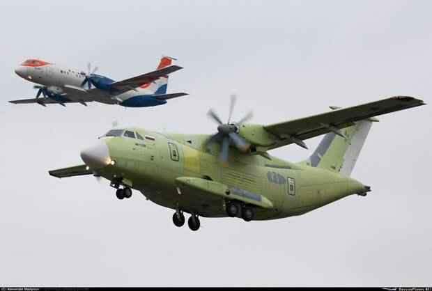 Новейший транспортник Ил-112 и «народный» самолет Ил-114: глава «Ил» о последних разработках