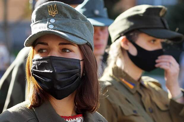 Украина решила требовать от России репараций за территории, которая сама же и разбомбила