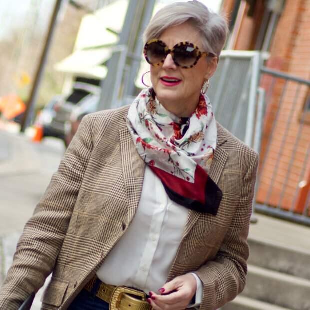 11 вещей, которые смело можно носить в 50+ и не бояться выглядеть молодухой