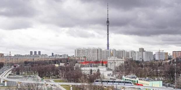Видеооткрытка со словами благодарности медикам украсит Останкинскую телебашню. Фото: mos.ru