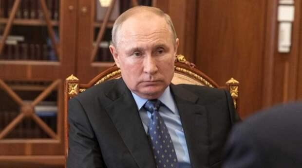 Путин рассказал о рисках новой гонки вооружений в 80-ю годовщину начала ВОВ
