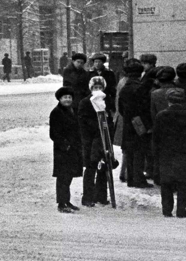 Советских людей пиво не губило