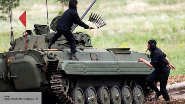 Новый бронетранспортер РФ встанет на защиту российского Крайнего Севера