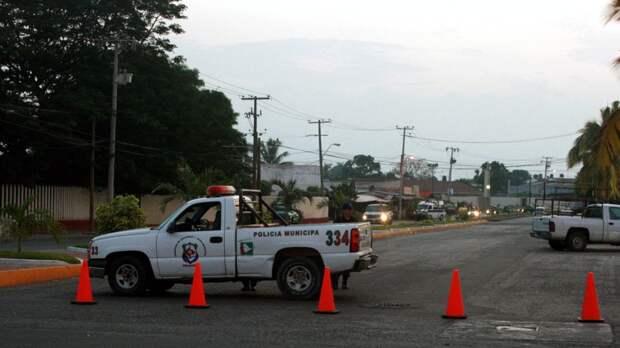Нападение на водителя автобуса привело к летальному ДТП в Мексике