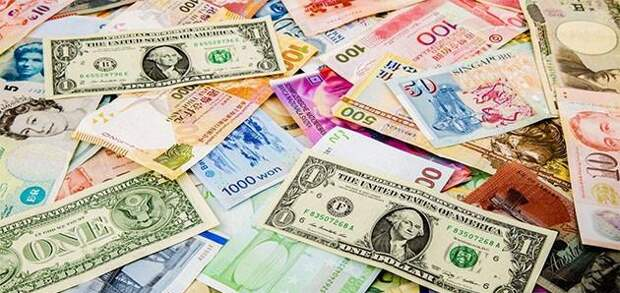 Официальные рыночные курсы инвалют на 21 апреля установил Нацбанк Казахстана