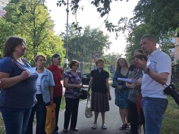 Бесплатная пешеходная экскурсия по району Щукино пройдёт 24 июня