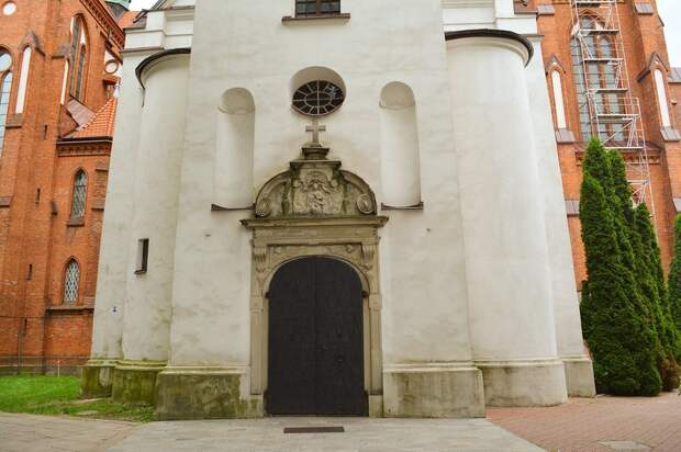 Двойной Старый костёл в Белостоке… Польша (5 часть)