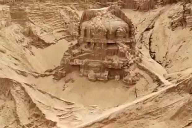 В Индии нашли храм Шивы, пропавший 80 лет назад