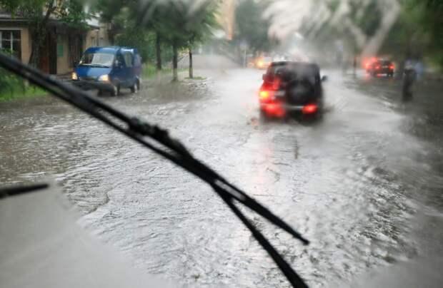 «Библейский потоп»: Синоптики предупредили о наводнении в Крыму и Тамани