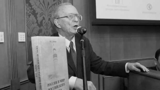 Умер ученый-писатель Роберт Ланда