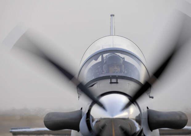 Американские военные испытали виртуальный авиатренажер