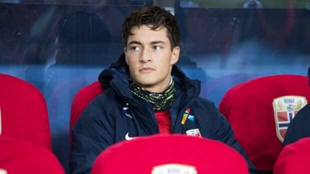Агент подтвердил интерес «Зенита» к хавбеку сборной Норвегии