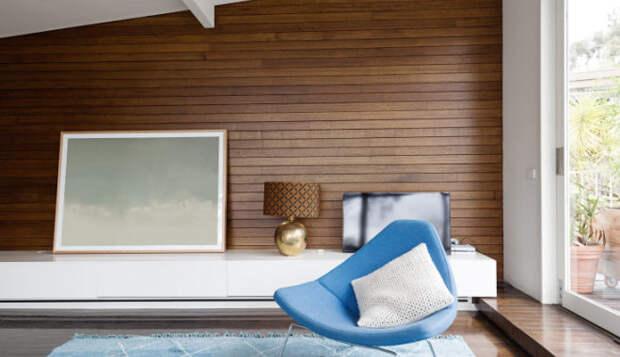 Меняем обстановку. 10 секретов эффектной отделки деревянными панелями