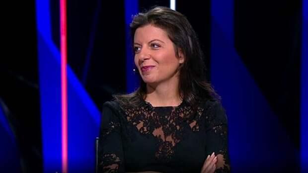 Маргарита Симоньян: Путин сказал чётко: «Донбасс мы не бросим. Никогда!»