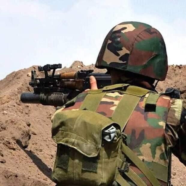 Сирийская армия отбросила силы боевиков и вошла в Серакиб