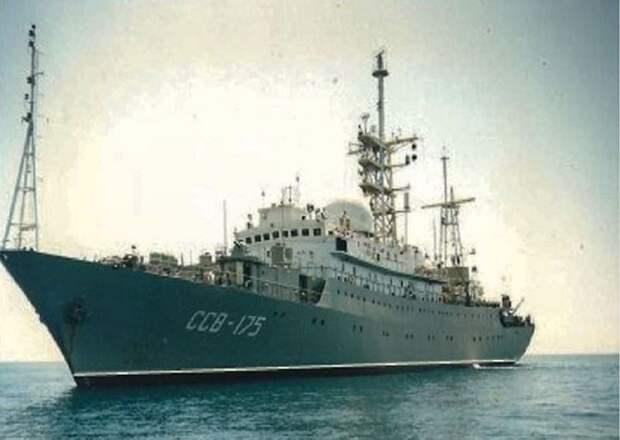 Российский разведывательный корабль у побережья США огорчил Fox News