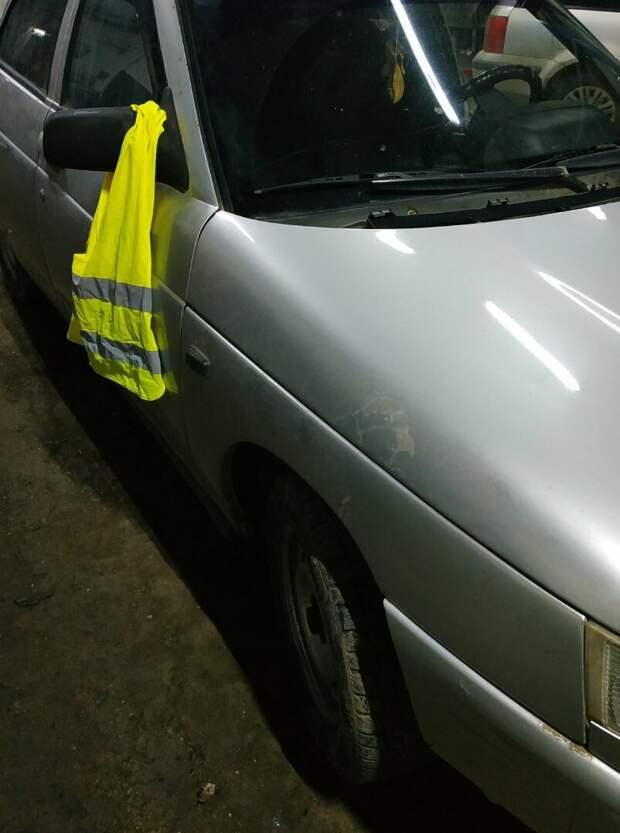 Зачем перекупщики покрывают автомобиль силиконовой смазкой