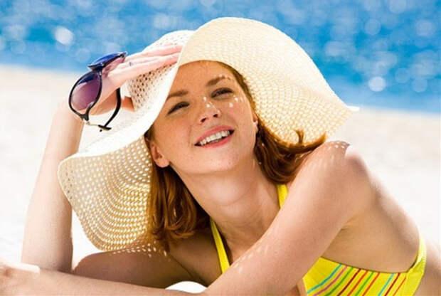 Уход за кожей летом — 10 полезных советов | Шкатулка красоты