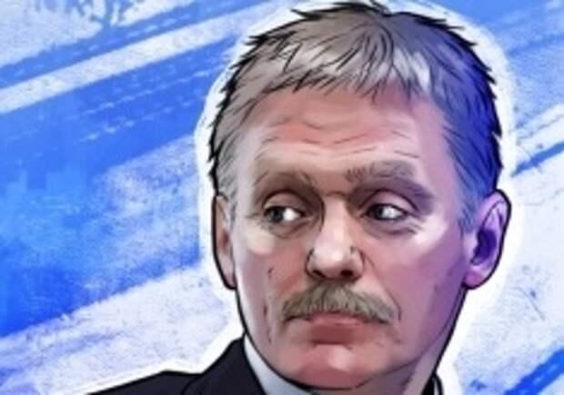 Песков о выполнении договоренностей по Донбассу: никто за них даже не брался