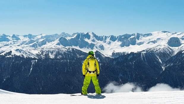 В Сочи открывается горнолыжный сезон