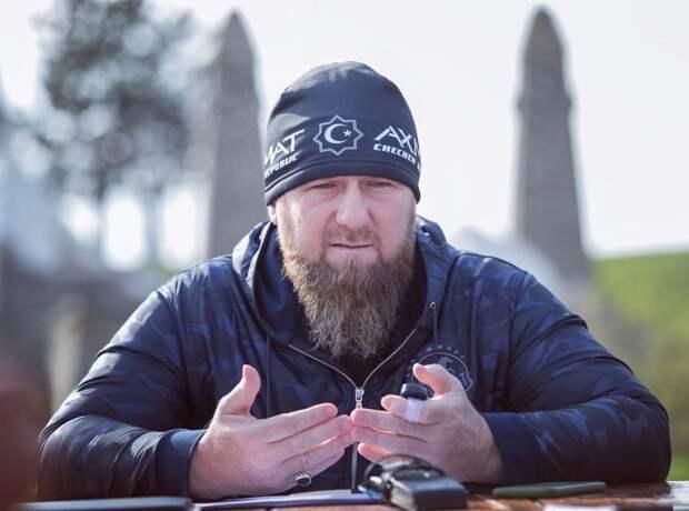 Кадыров поспорил с Мишустиным по поводу законности перекрытия границ Чечни