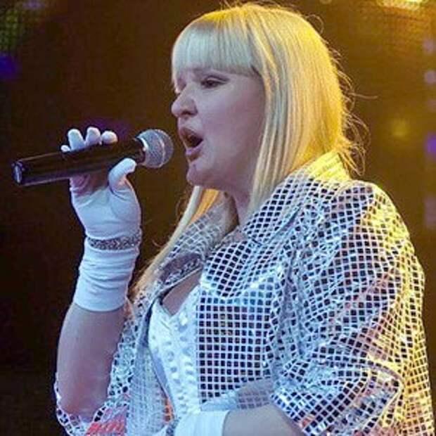 Маргарита Суханкина, голосом которой пели девушки из «Миража». wikimedia