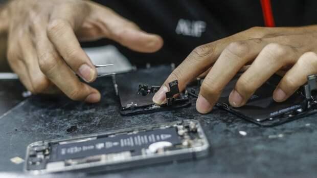 Apple пойдет на уступки сторонникам «права на ремонт»