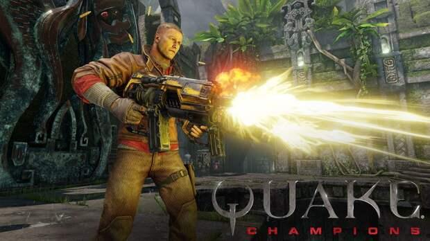 Привет из 1996 года! Quake все еще жив