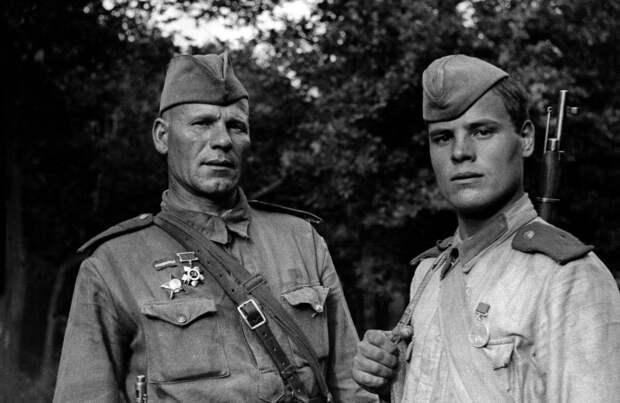 Солдаты. Фото: mos.ru