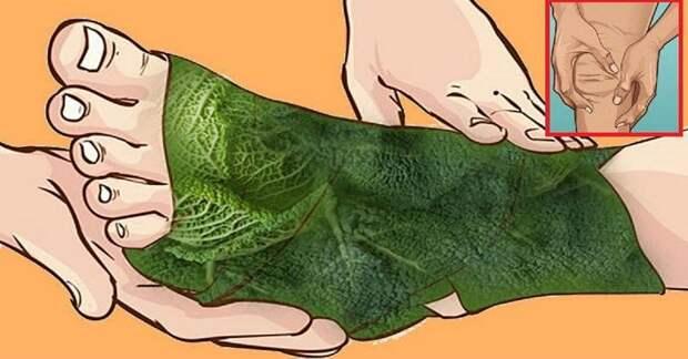 Боль в суставах больше не беспокоит! Бабушкин метод из подручных продуктов работает всегда.